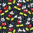 """Unisex majica V-izreza """"All The Mickeys"""" - TF606-MKTE"""