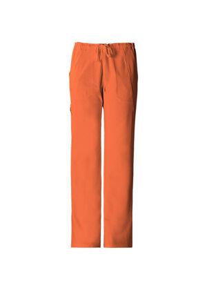 Vrećaste hlače srednje visokog struka - 1010-ORPS
