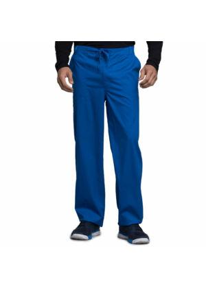 Muške hlače na vezanje širokih nogavica - 1022-ROYV