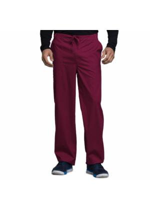 Muške hlače na vezanje širokih nogavica - 1022-WINV