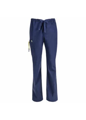 Muške vrećaste hlače na vezanje - 16001AB-NVCH