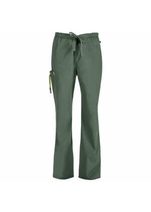 Muške vrećaste hlače na vezanje - 16001A-OLCH