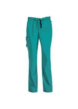 Muške vrećaste hlače na vezanje - 16001A-TLCH