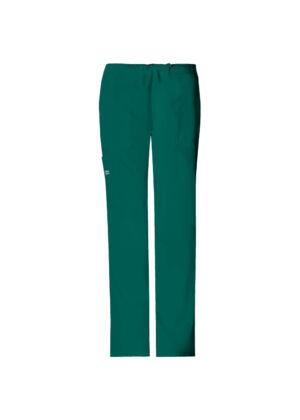 Vrećaste hlače srednje visokog struka na vezanje - 4044-HNYW