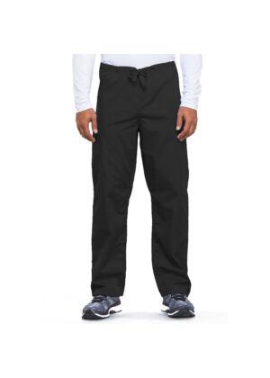 Unisex vrećaste hlače na vezanje - 4100-BLKW