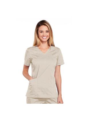 Cherokee ženska bluza bež - 4710-KAKW