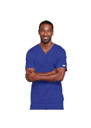 Unisex majica s V-izrezom - 4725-GABW