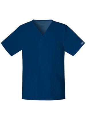 Unisex majica s V-izrezom - 4725-NAVW