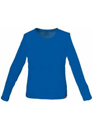 Pletena majica dugih rukava - 4818-ROYW