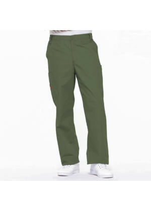 Muške hlače s patentnim zatvaračem - 81006-OLWZ