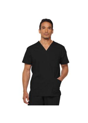 Muška majica s V-izrezom - 81906-BLWZ