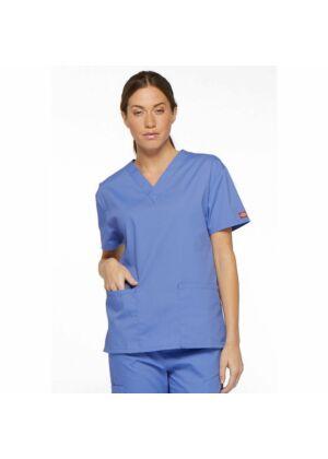 Dickies ženska bluza plava - 86706-CIWZ