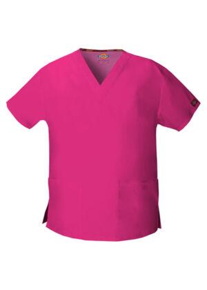 Majica s V-izrezom - 86706-HPKZ