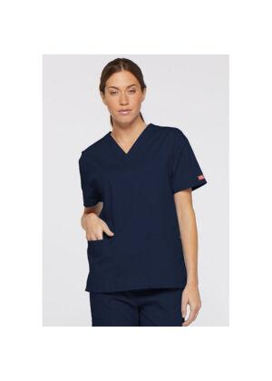 Majica s V-izrezom - 86706-NVWZ