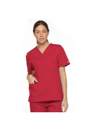 Majica s V-izrezom - 86706-REWZ