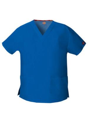 Majica s V-izrezom - 86706-ROWZ