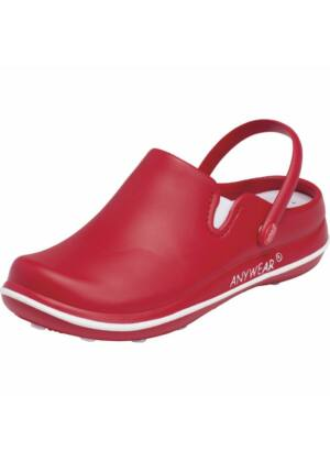 Radna obuća - ALEXIS-RED