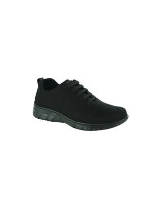 CALPE MARINO fűzős cipő, fekete