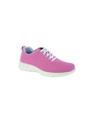 CALPE MARINO fűzős cipő, rózsaszín