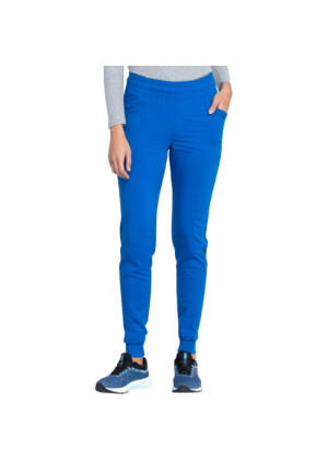 Mid Rise Jogger Pant in Royal