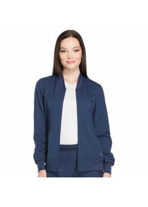 Dickies ženska bluza dugih rukava sa zatvaračem plava - DK330-NAV
