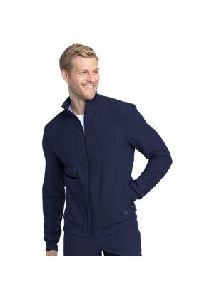 Dickies muška bluza dugih rukava sa zatvaračem plava - DK360-NAV