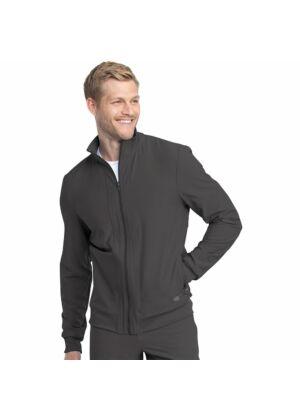 Dickies muška bluza dugih rukava sa zatvaračem tamnosiva - DK360-PWT