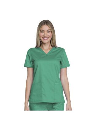 Majica s V-izrezom - GD600-SGR