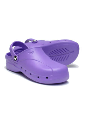 SUECOS Skoll Clogs - Purple