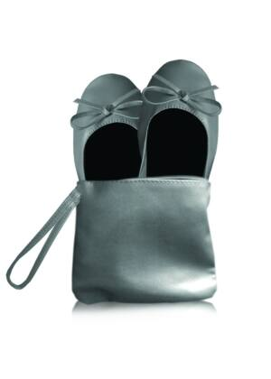 The Party n'Go Ballerinas - Silver
