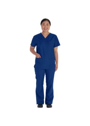 Cherokee unisex set: hlače+bluza plava - VT501C-GAB