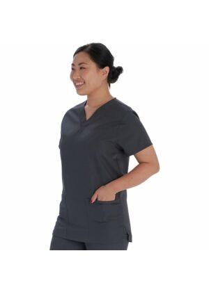 Cherokee unisex set: hlače+bluza tamnosiva - VT501C-PWT