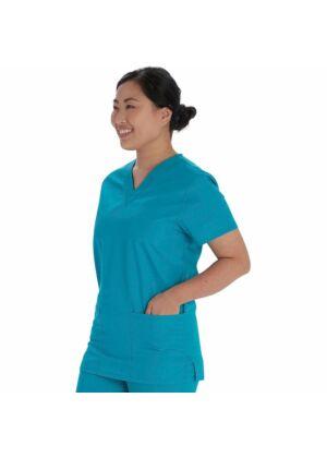 Cherokee unisex set: hlače+bluza zelna - VT501C-TLB