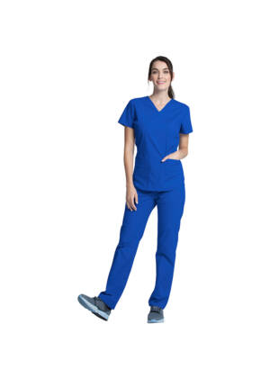 Cherokee ženska set: hlače+bluza plava - VT503C-ROY