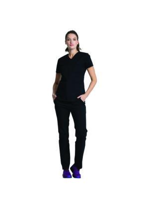 Cherokee ženska set: hlače+bluza crna - VT506C-BXCH