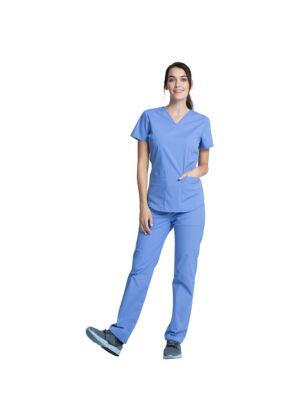 Cherokee ženska set: hlače+bluza plava - VT506C-CLCH