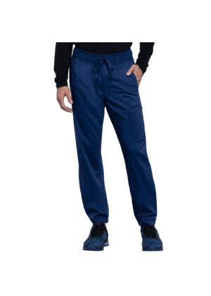 Men's Natural Rise Jogger in Navy