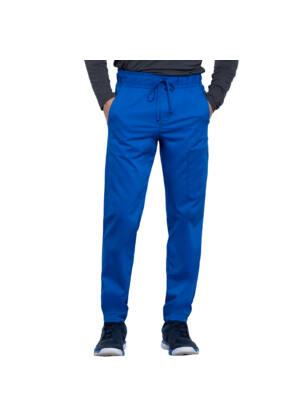Men's Natural Rise Jogger in Royal