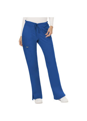 Srednje visoke hlače s vezicom - WW120-ROY