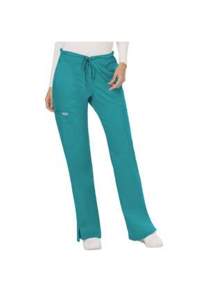 Srednje visoke hlače s vezicom - WW120-TLB