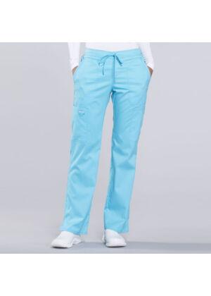 Srednje visoke hlače s vezicom - WW120-TRQ