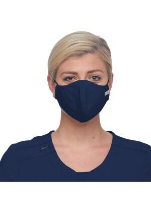 Višekratna periva maska za lice, tamno plava, S/M, 1kom