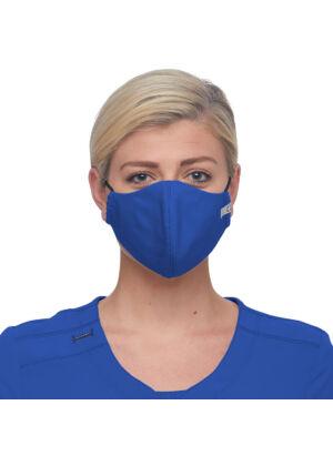 Višekratna periva maska za lice, plava, S/M, 1kom