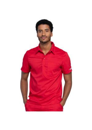 Muška Polo majica, crvena - WW615-RED