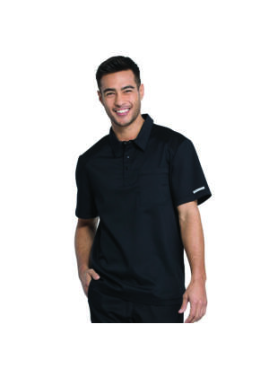 Muška Polo majica, crna - WW615-BLK