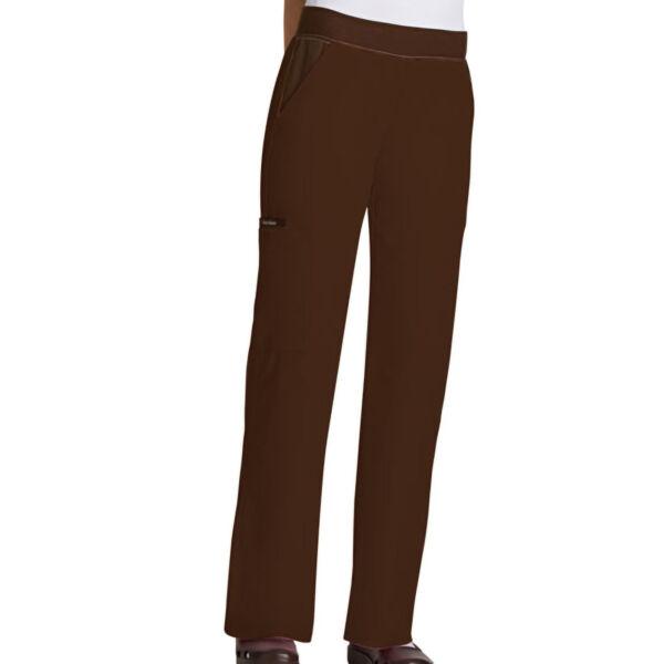 Muške hlače na vezanje širokih nogavica - 1031-CHOB