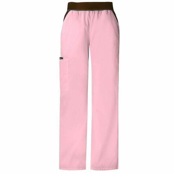 Muške hlače na vezanje širokih nogavica - 1031-PNKB