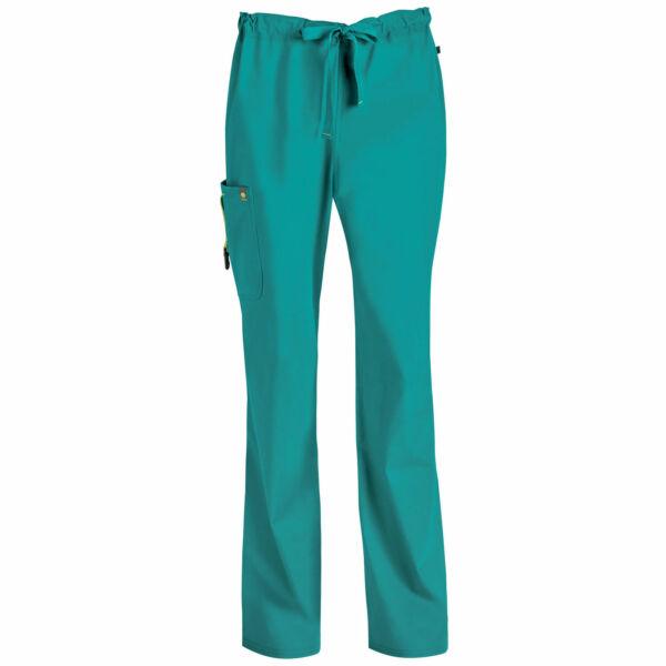 Muške vrećaste hlače na vezanje - 16001AB-TLCH