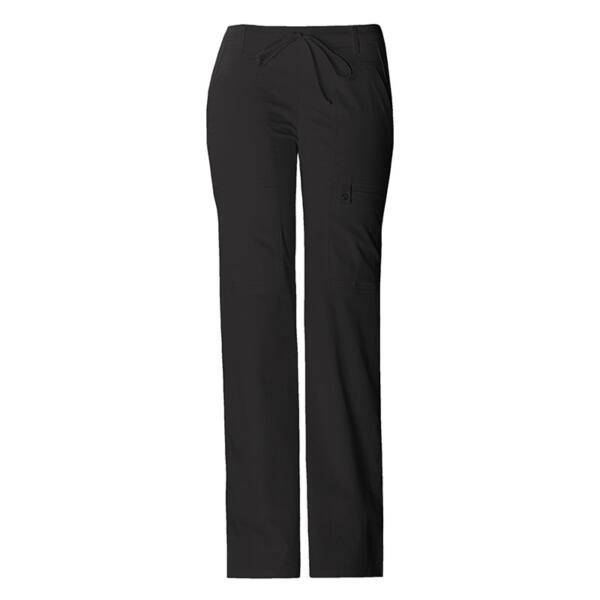 Vrećaste hlače niskog struka na vezanje - 21100-BLKV