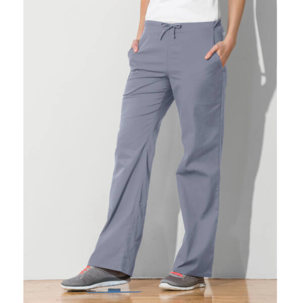 Unisex hlače na vezanje - 34100A-GRYW